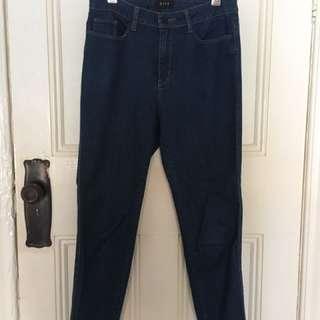 Otto High Waisted Denim Jeans