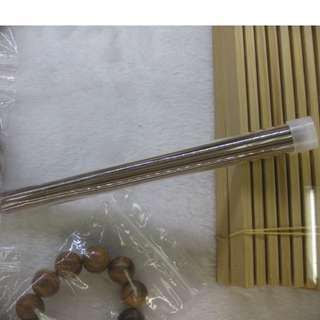 線香(惠安紅土沉香-長21mm*直徑1.3mm-20g/管)-優惠18組