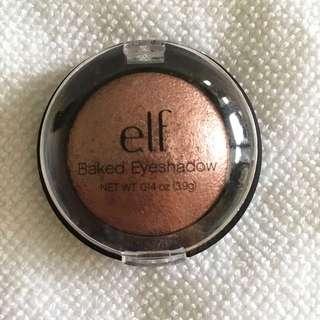 e.l.f Baked Eyeshadow - Toasted
