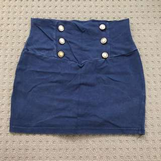 Supre Sailor Skirt