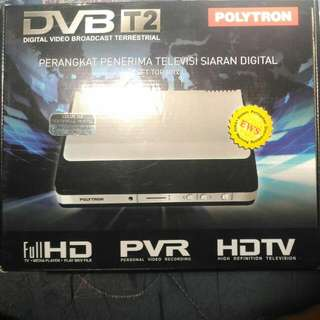 polytron tv reciever