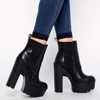Windsor Smith Platform Boots