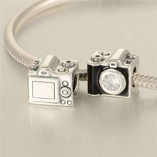 Pandora Vintage Camera Bead