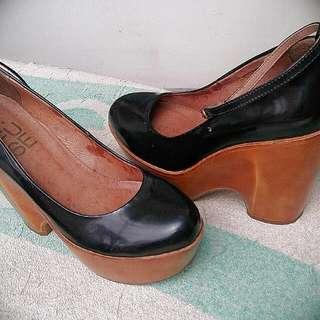 Dfuse Platform Skandinavian Shoes