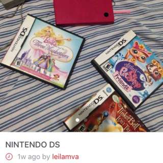 NINTENDO DS (repriced)