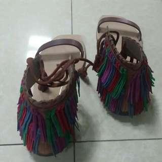 Zara Boho Shoes / Sandals