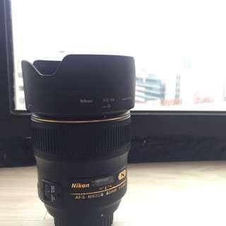 Nikon AF-S 35mm f/1.4