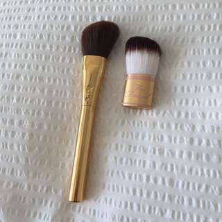 High End Too Faced And Tarte Brushes