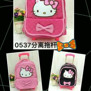 Hello Kitty Trolly Bag