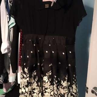 Cherry Blossom Dress