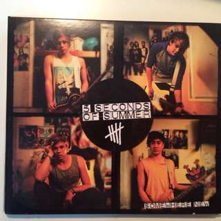 5 Seconds of Summer: Somewhere New EP