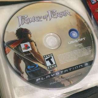 Ps3 Prince Of Persia Game