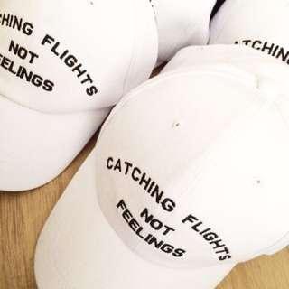 Catching Flights, Not Feelings CAPS