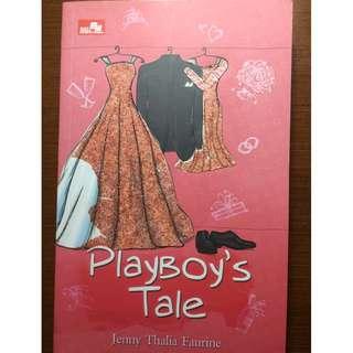 "Novel: ""Playboy's Tale"" by Jenny Thalia F."