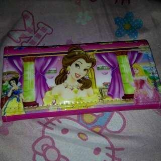 Princess Long Wallet