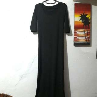 Longdress Bodycon