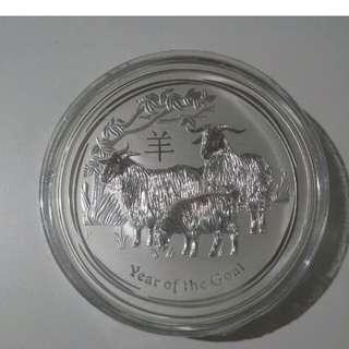 Australia Lunar Coin 2015, 1 kg