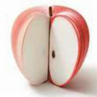 蘋果造型便條紙