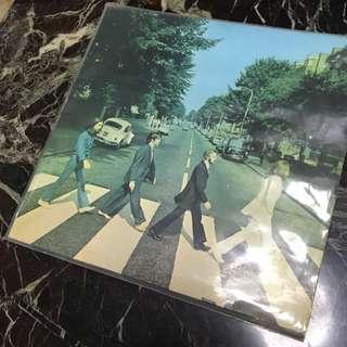Beatles Abbey Road Vinyl