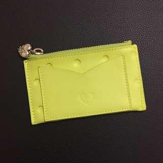 Alannah Hill Card Holder (Green)