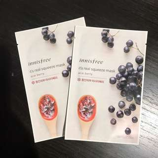 Innisfree It's a Real Squeeze Mask