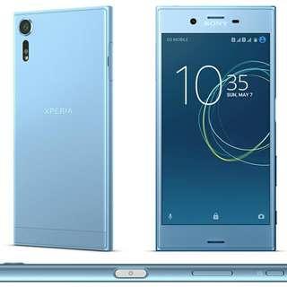 Sony Xperia XZS Ice Blue BNIB