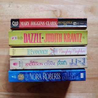 Book Bundle For Only Php 100.00