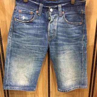 LEVIS 501 短褲