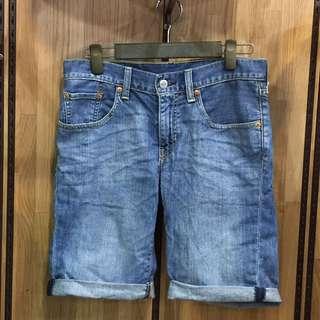 LEVI'S 502 短褲