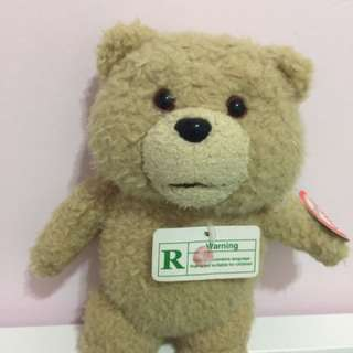 Ted 1隻手掌size