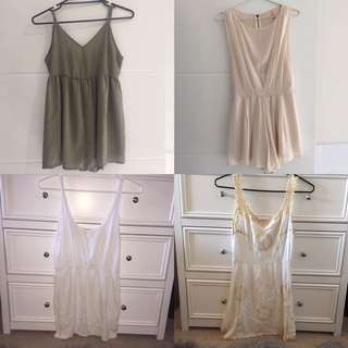 $15 And Under Dresses & Playsuits