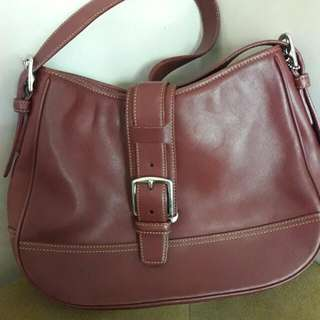 REPRICED!AUTHENTIC COACH BAG