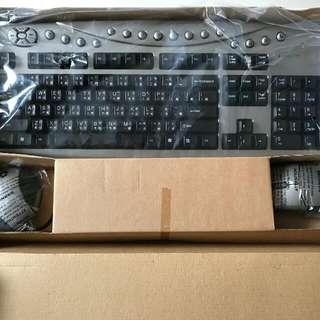 全新keyboard and mouse(勁平,$100)