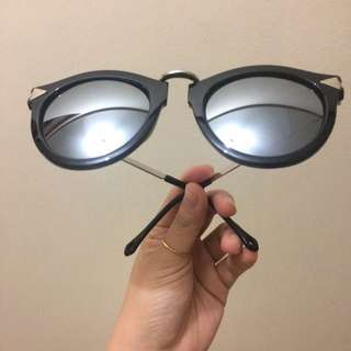 Sunglasses (kaca silver)