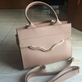 Tas Preloved Cream