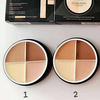 MN Foundation And Concealer