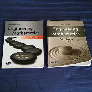 Engineering Maths Textbook