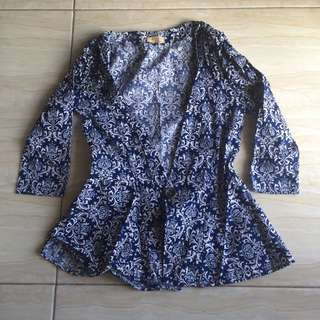 Blazer Batik All Size