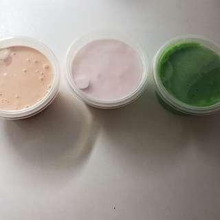4oz Slime Bundle + Shipping  // Read description!