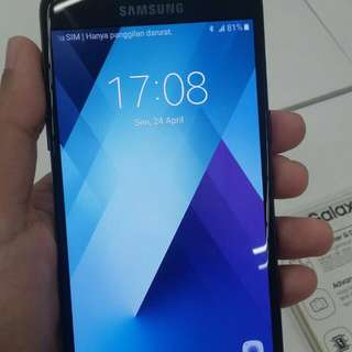 A3 2017 Samsung
