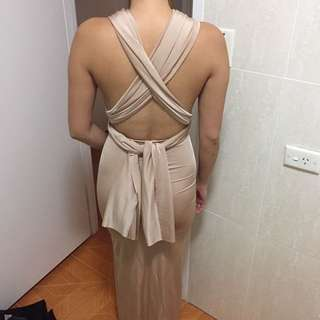 MULTI WAY DRESS (FORMAL DRESS)