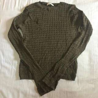zara knit original
