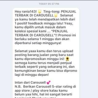 testi from caroussel