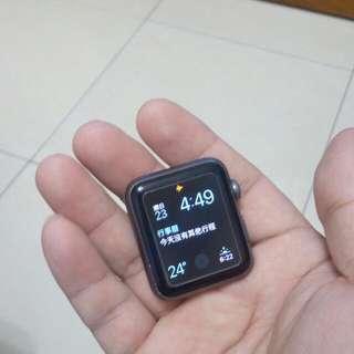Apple Watch 1代42mm 黑色