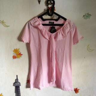 (new) Top Pink
