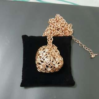 Rose Gold Necklace.... Chain