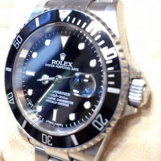 Rolex 16610 Submariner With Paper