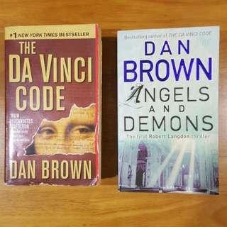 The Da Vinci Code & Angels And Demons