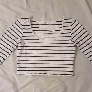 Suprè Crop Top