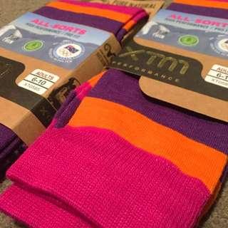 🔥PRICE DROP🔥 XTM Knee High Merino Wool Snow Heater Socks